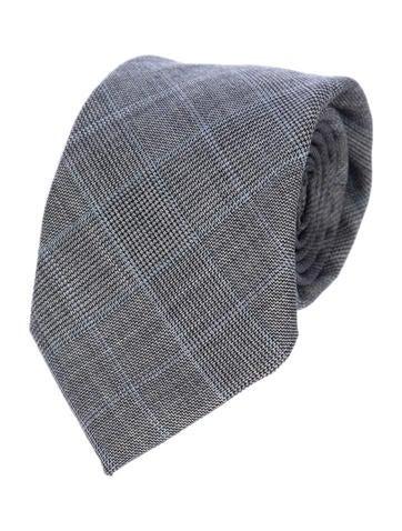 Title of Work Wool Necktie w/ Tags