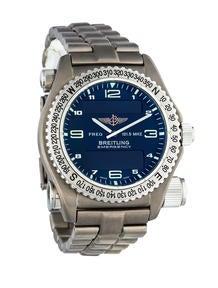 Breitling Emergency Professional Superquartz Watch
