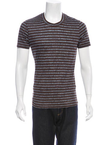 Burberry Cotton T-Shirt w/ Tags