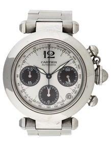 Cartier Pasha Chronograph Watch