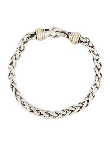 David Yurman Wheat Chain Bracelet