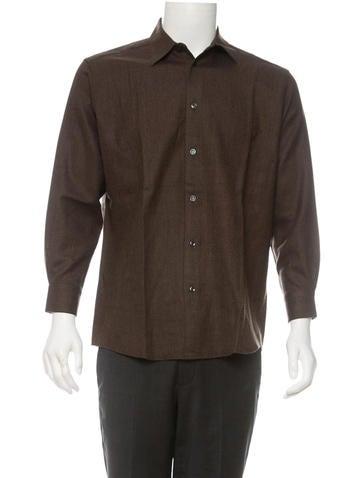 Hermès Wool Shirt