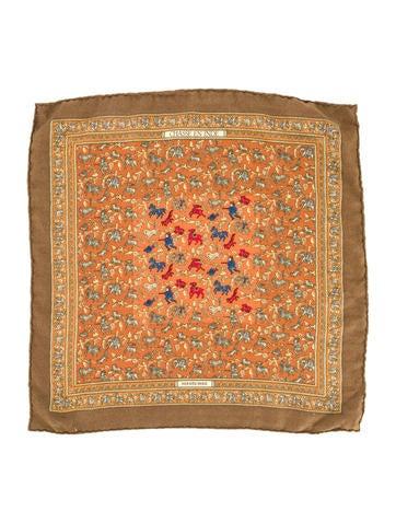 Hermès Pocket Square