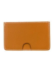 Hermès Porquerolles Card Case