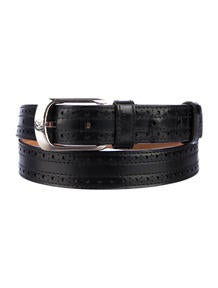 Louis Vuitton Brogue Belt
