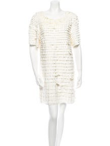 3.1 Phillip Lim Fringe Dress
