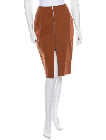 Acne Pencil Skirt