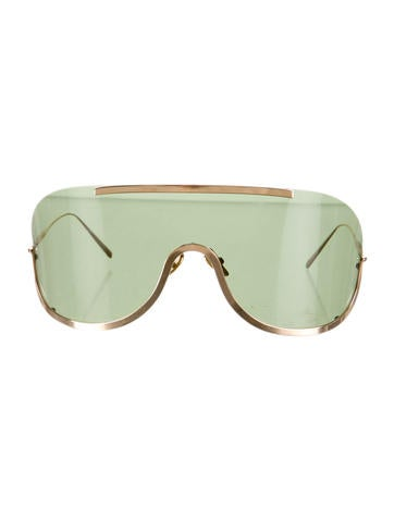 Acne Mask Sunglasses