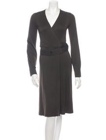 Akris Cashmere Dress