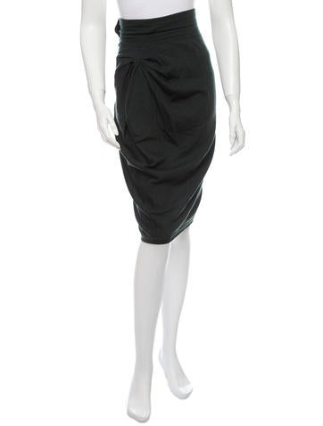 Alaïa Knit Skirt