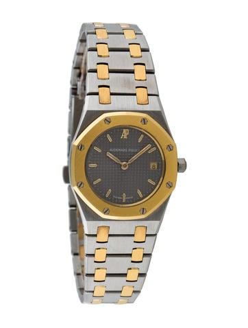 Audemars Piguet Two-Tone Royal Oak Watch