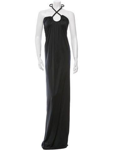 Azzaro Silk Dress