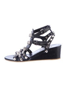 Balenciaga Wedge Sandals