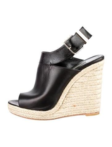 Balenciaga Espadrille Sandals