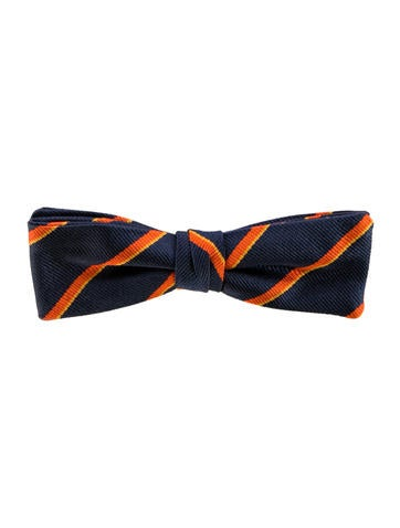 Band of Outsiders Clip-On Bow Tie