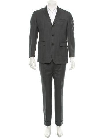Black Fleece Suit
