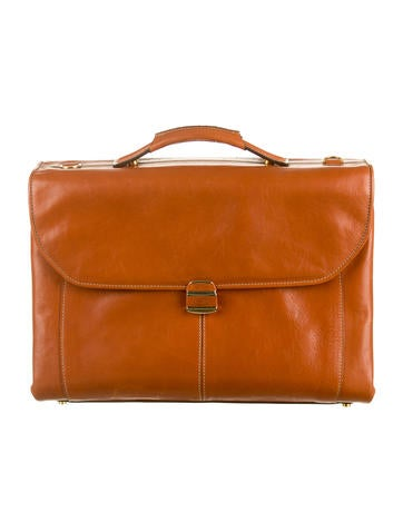 Bric's Leather Briefcase