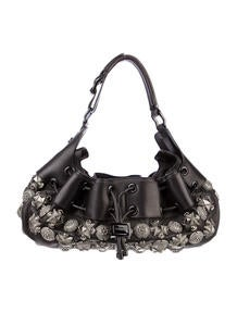 Burberry Prorsum Studded Hobo