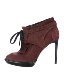 Burberry Prorsum Booties