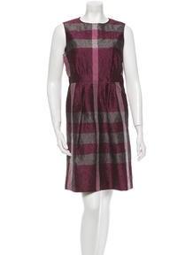 Burberry Nova Check Dress