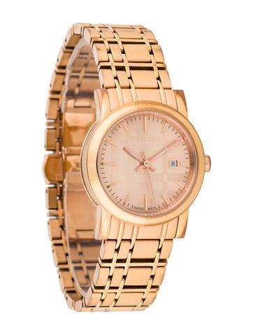 Burberry Rose Vergulde Quartz Watch