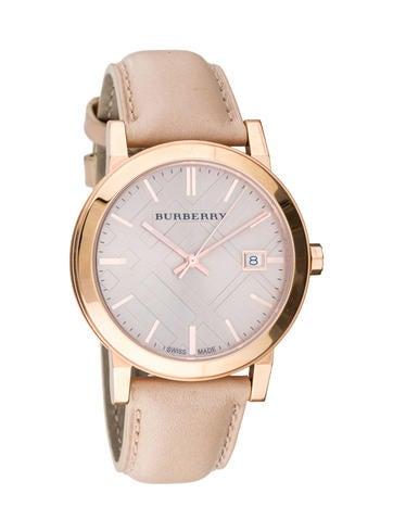 Burberry Large Check Watch