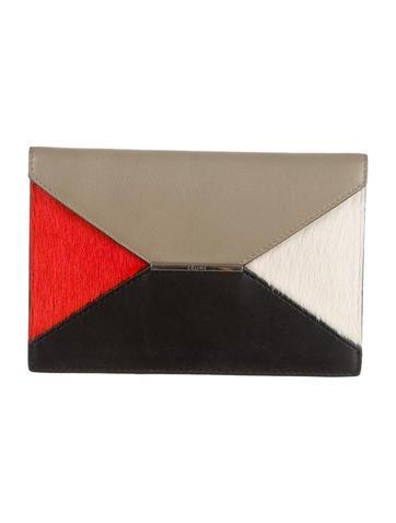 Céline Diamond Card Case