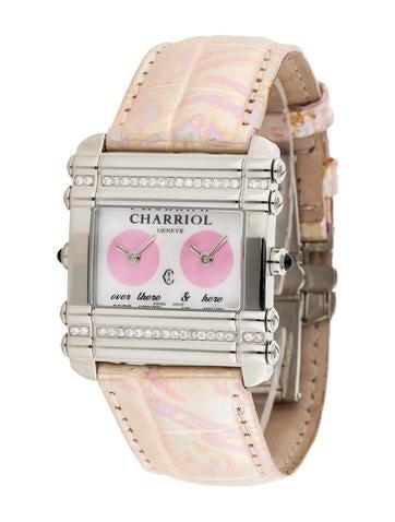 Charriol Actor Dual Watch