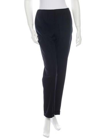 Chanel Wool Pants