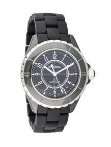 Chanel J12 Matte Ceramic Watch