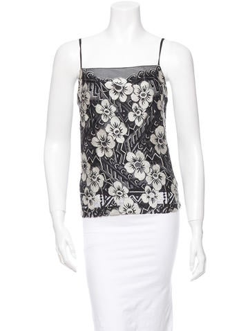 Chanel Silk Top w/ Tags