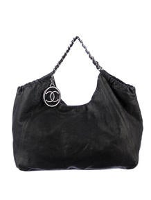 Chanel Large Coco Cabas Tote