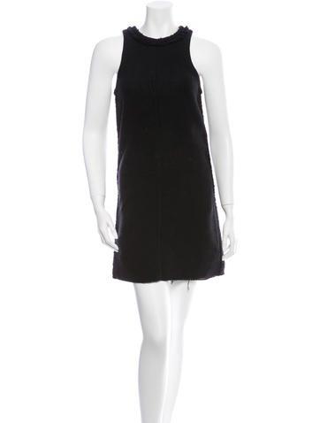 Chanel Wool Dress w/ Tags
