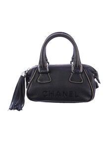 Chanel LAX Small Tassel Bag
