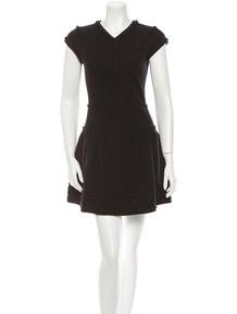 Chanel Wool & Cashmere Dress