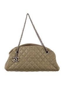 Chanel Medium Just Mademoiselle Bag