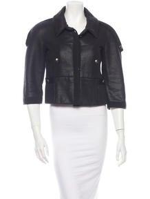Chanel Coated Jacket