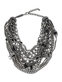 Chanel Multi-Chain Necklace