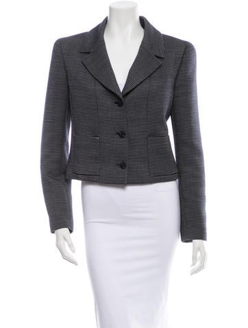 Chanel Wool Jacket
