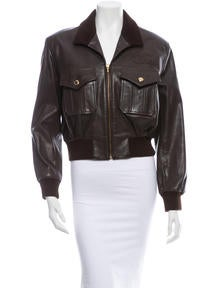 Chanel Leather Jacket