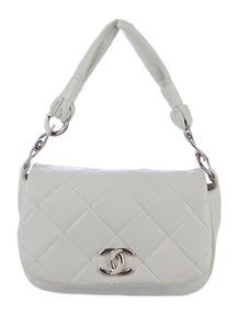 Chanel Enamel CC Flap Bag