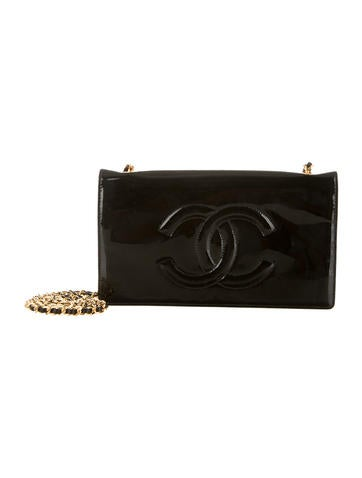 Chanel Wallet Chain Bag