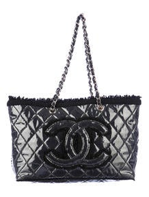 Chanel Funny Tweed Tote