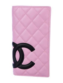 Chanel Ligne Cambon Bifold Wallet