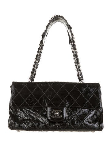 Chanel Double Sided Flap Bag