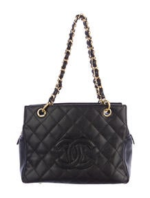 Chanel Petite Timeless Tote