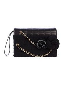 Chanel Wristlet Clutch