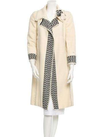Chanel Duster Coat