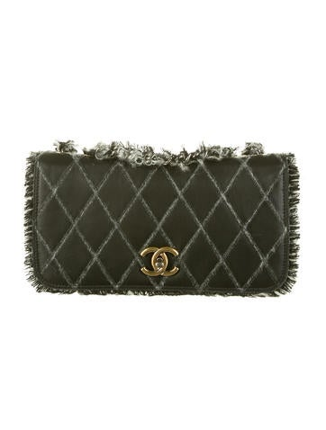 Chanel Tweedy Flap Bag