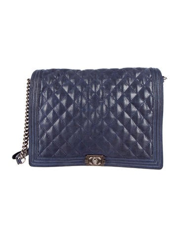 Chanel XL Gentle Boy Flap